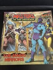 He-Man Masters of the Universe Mini comic book Magic Mirrors