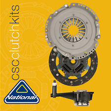 FOR FIAT 500 C PANDA 1.2 1.4 LPG 2009-ONWARDS NATIONAL CLUTCH KIT 3 PIECE