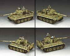 King and Country, WS352, Michael Wittmann's First Tiger