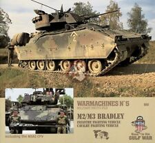 Verlinden Productions Book WarMachines No.5 M2 Bradley IFV / M3 Bradley CFV 580
