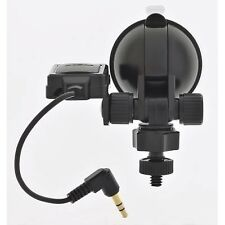 Cobra GPS Dash Cam Suction Cup Mount Holder for CDR835 CDR855BT CDR875G CDR895D