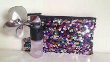 NEW! MAC COSMETICS Rose Prep + Prime Fix + / Mini M·A·C and Sequin Bag SALE