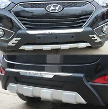 HYUNDAI ix35 ABS diffuseur pare-chocs 2tlg à l'avant-arrière à partir de 2010-2012