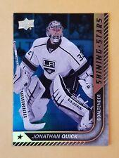 2015-16 Upper Deck Shining Stars Blue #SS-16 Jonathan Quick LA Kings