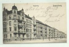 AK Braunschweig Hagenring Häuser Fassaden Architektur 1907