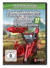 Landwirtschafts-Simulator 17: Platinum Edition - PC Game - *NEU*