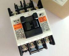1PCS Fuji Electric Contactor SC-0 220V