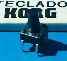 KORG N364 N264 X3  X5  KORG 01W T1 M1  SET OF 50 Push Buttons