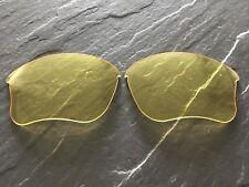 Visión nocturna HD Amarillo Transparente Oakley Flak Jacket XLJ Lentes De Reemplazo
