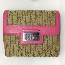 9cf25e9e4b2 Christian Dior Women's Bifold Wallet for sale | eBay