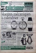La Vie du Collectionneur n°129- Montres mécaniques Le Crapouillot Harnachement