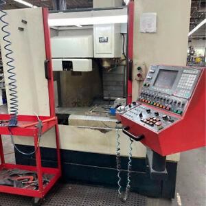 DynaMite 4500 CNC Vertical Machining Center VMC Mill Milling Machine