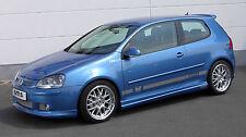 WRC VW GOLF 5 Frontspoiler MAXI Frontflügel Abrißkante Spoiler R32 GTI DTM-Lippe