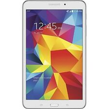 Samsung - Galaxy Tab 4 8.0 Wi-Fi + 4G LTE - 16GB (AT&T) - White