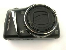 Canon PowerShot SX130 IS 12.1MP Camera - Black (Camera Only) - Works 100%