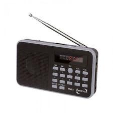 Dynavox MP3-Radio mit eingebautem Akku