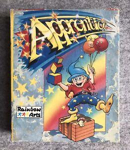 Apprentice : Commodore Amiga System : Rainbow Arts Software