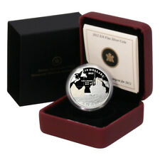 Canada Titanic $10 2012  Proof Silver Crown Box & COA