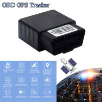 Universal Car GPS Real-Time Tracker OBD II OBD2 Tracking Device For Android IOS