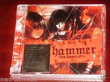 Gallhammer: The Dawn Of CD DVD Set 2007 Bonus Tracks Peaceville Super Jewel NEW