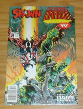 Savage Dragon No Image Modern Age Superhero Comics (1992-Now) Not Signed