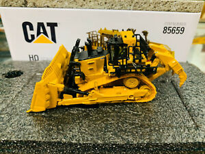 Caterpillar Cat D11 Dozer Tkn Design 1:87 HO Scale DieCast Masters DM85659 New