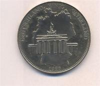 MDM Gedenkmünze Deutschland 1990 DEUTSCHLAND EINIG VATERLAND