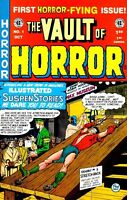 VAULT OF HORROR & HAUNT & OF FEAR &TALES FROM THE CRYPT & SHOCK SUSPENSE COMICS