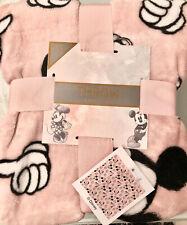 Disney marbre Mickey Mouse ou Bambi couverture jeté Primark