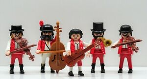 Musician Chapel Playmobil To 1900 Hungary Victorian Dollhouse Wedding Party RAR