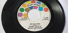 Rare/Northern Soul,R&B, Mod JACKIE EDWARDS&JIMMY CLIFF Here I Come/STEADY FEDERA