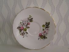 """Vintage Collectible """"Royal Imperial"""" Fine Bone China SAUCER ONLY"""