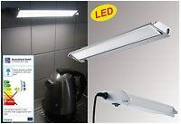 Unterbauleuchte LED 34cm Alu Küche Lichtleiste Schwenkbar Lampe Küchenlampe