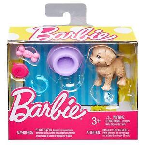 Mattel Barbie Puppy Mini Accessory Set FHY70