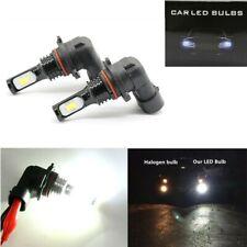9006 LED Fog Light Bulb For Scion xA 2004 2005 2006 100W 6000K White 2PC