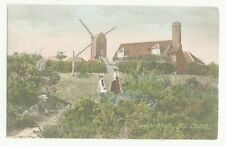 SURREY - REIGATE HEATH postcard - WINDMILL - posted 1907 - FRITH published