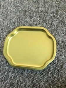 Small Gold Coloured Tray New
