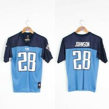 BOYS YOUTHS TENNESSEE TITANS NFL JERSEY AMERICAN FOOTBALL SHIRT 12 - 14 YEARS