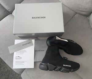 Original Balenciaga Sneaker Speed schwarz Gr. 39 *NEU*