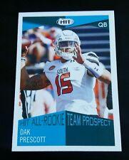 Dak Prescott Rookie RC #130 Sage Hit 2016 trading card NFL Dallas Cowboys