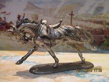 """Guerre Napoléon """"Figurine MHSP France"""" Le carrousel """" Cheval N°93 pour chasseur"""