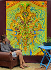 Large Hand Painted Acrylic Artwork Contemporary Religious Painting Ultraviolet