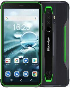 """Smartphone 128Go 6Go Blackview BV6300 Pro Étanche IP68 5.7"""" Android 10 Téléphone"""