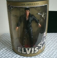 "ELVIS Doll - Hasbro 1993 - 68 Special ""The Sun Never Sets On A Legend"""