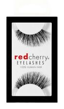 Red Cherry #43 Lashes - 100% Human Hair False Eyelashes - High Quality Lashes!