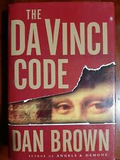 The Da Vinci Code by Dan Brown 2003 True 1st Edition 1st Printing Hardcover w/Dj