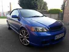 VAUXHALL ASTRA COUPE CONVERTIBLE TURBO MODIFIED REMAPPED 280 BHP VXR TURBO FMI