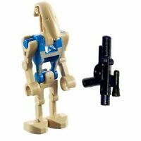 Lego Star Wars Minifigures    BATTLE DROID PILOT
