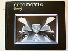 Automobile Quarterly Volume 39 No.2 July 1999 - Delahaye, Chrysler