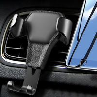 Universal Gravity Air Vent Cradle Mount Holder Stand for iPhone Mobile Phone GPS